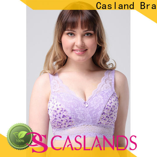 Casland solid biggest push up bra Suppliers for women