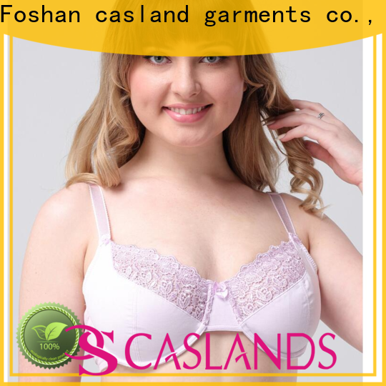 Casland plus soft cup bra Supply for women
