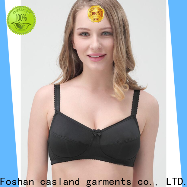 Casland dress plus size wireless bras manufacturers for girls