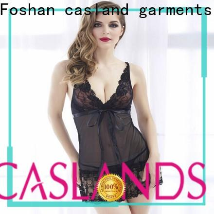 Casland transparent sexy sleep dress company for girls