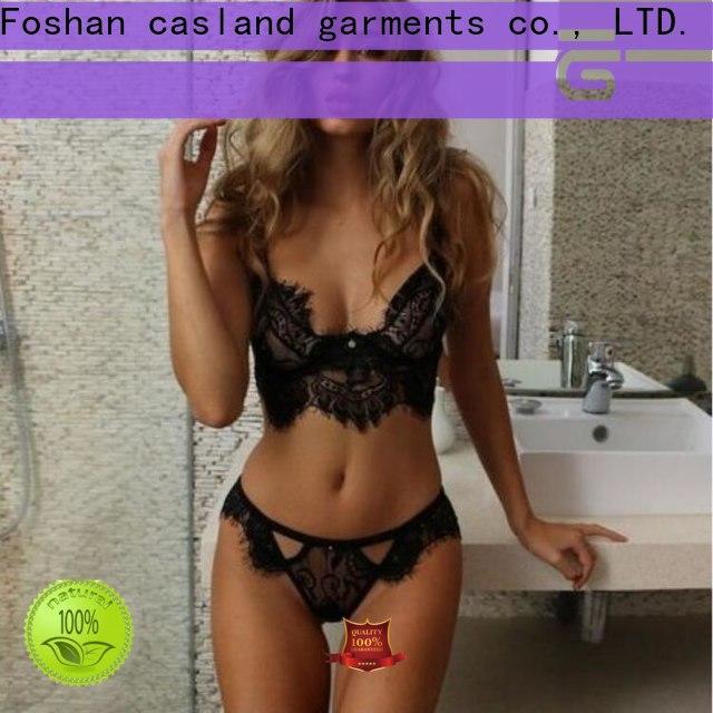 Casland eyelash brassiere factory for girls
