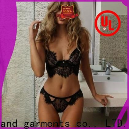 Casland french lace underwire bra company for women