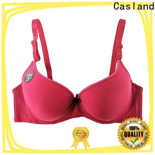 Casland double best cheap push up bra factory for girls