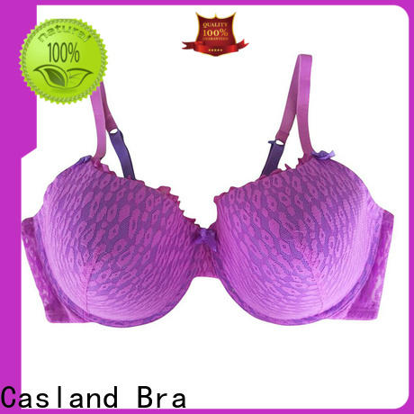 Latest plus size padded bra lady for business for women
