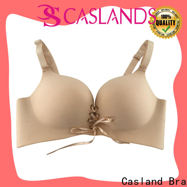 High-quality seamless padded bra push Supply for ladies