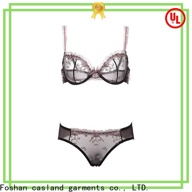 Casland Top sheer bra manufacturers for girls