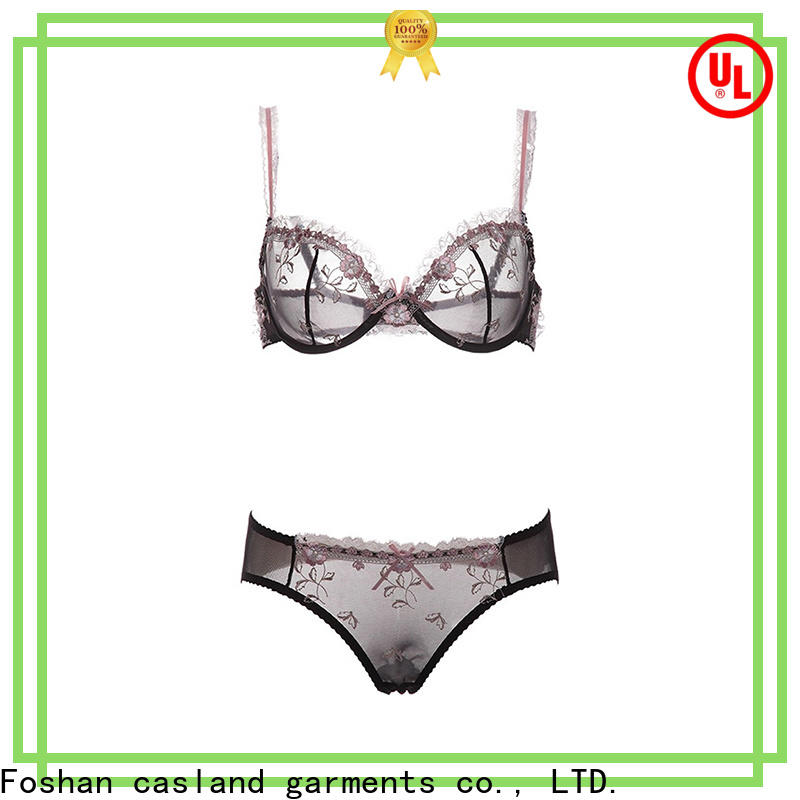 Casland Top sheer bra manufacturers for girls