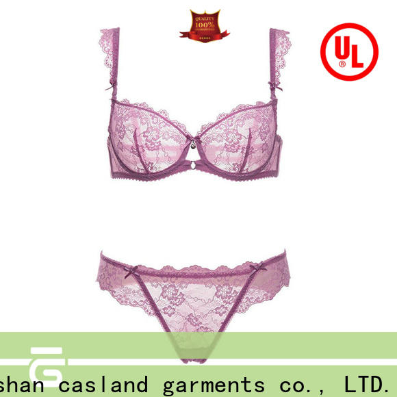 Casland Wholesale lace underwear and bra company for women