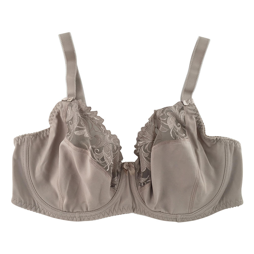 Women Large Size Soft Cup Bra CS70002-1