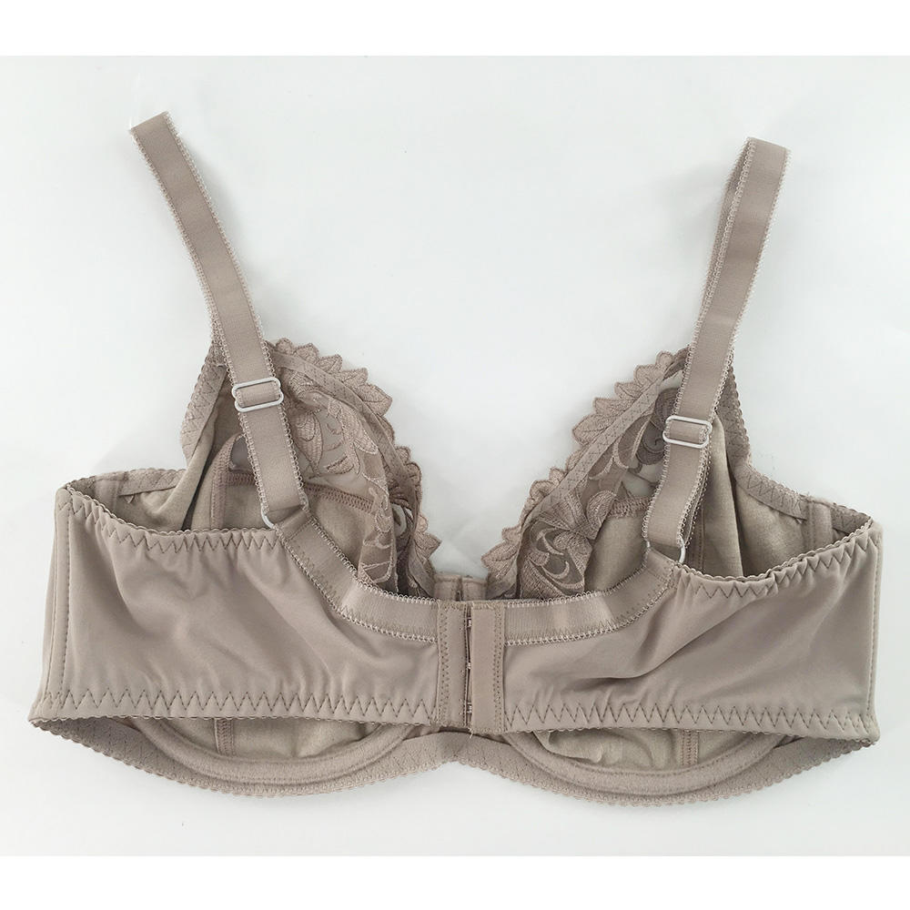 Women Large Size Soft Cup Bra CS70002-2